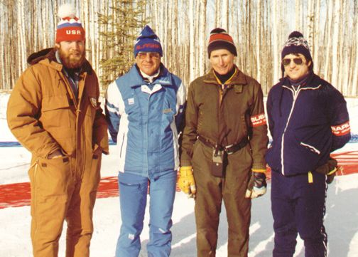 1984 FIS Men's WCup Race
