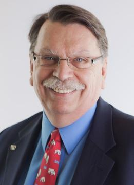Brian Rogers has been UAF's chancellor since 2009.